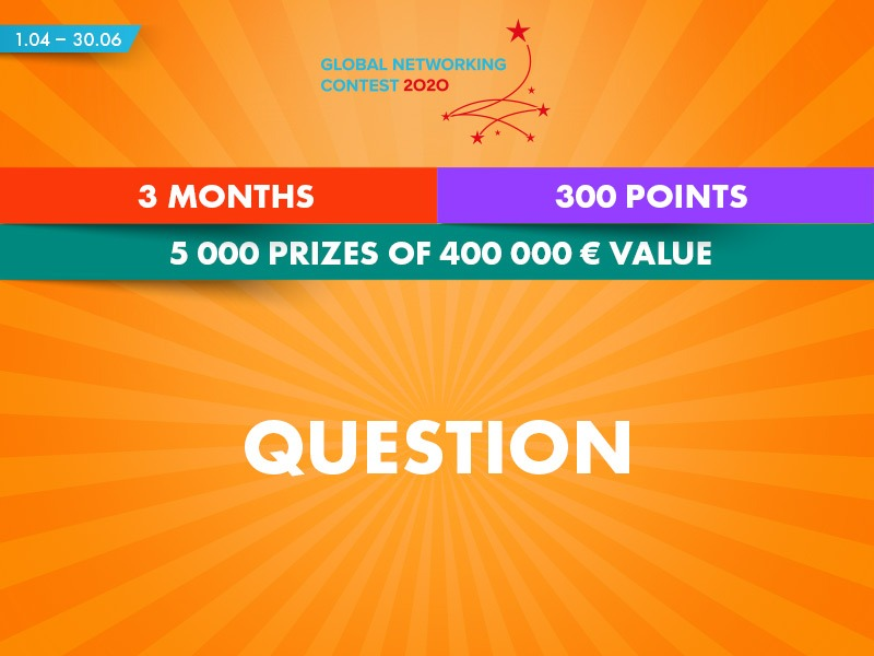 1st GNC – contest question